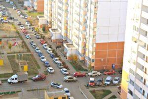 Гостевые парковки в новостройках