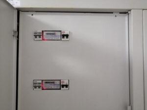 Проверка счетчиков электричества при приеме новостройки у застройщика