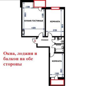 какую лучше выбрать квартиру в новостройке