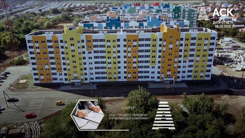 Краснодар купить квартиру в ЖК Спортивный парк