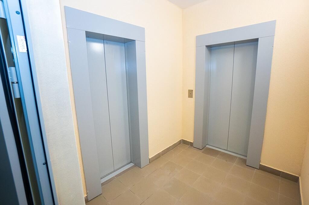 Лифты в ЖК Премьера